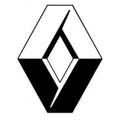 logo renault coupé