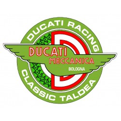 ducati old logo