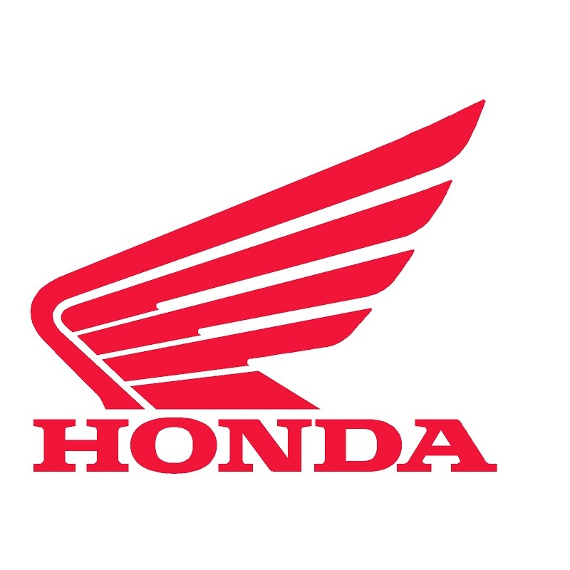 logo honda sticker. Black Bedroom Furniture Sets. Home Design Ideas