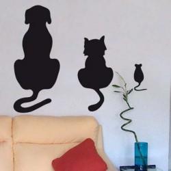 chien chat souris